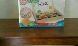 New educational toy for kids. Unopened plastic and box.