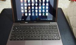 Selling ASUS Eee Pad Transformer TF101G with detachable