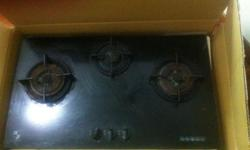 Hi ALL, One year used EF tempered gas stove is for
