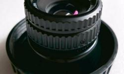 EL Nikkor Enlarging Lens 80mm f5.6 - For photographic