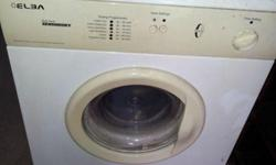ELBA 7KG Dryer, EB 762, free delivery. More