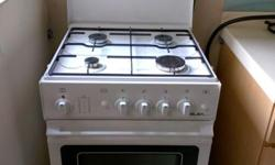Selling almost-new Elba free-standing cooker (hob): - 4