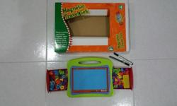 Used ELC Magnetic Travel Set. Recommended for ages 3 &