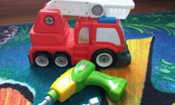 ELC truck. Condition: used. Price: 15 S$. Cash and