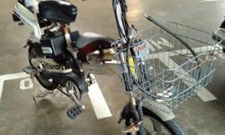 Hi, i have USED electric bicycle for sell $300, no LTA