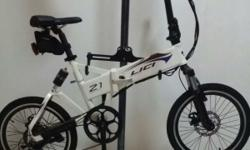 Selling one foldable electric bike/ bicycle/ ebike from