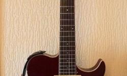 Electric guitar: Samick RL2 (condition like brand new)