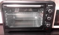 Almost new electric oven (3 months ), owner leaving