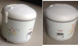 ELECTRIC RICE COOKER - RELOCATION SALE