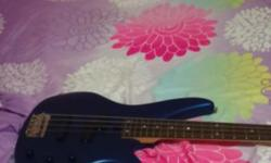 electric bass. still in good condition.
