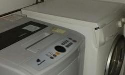 ElectroLUX 6kg Washing Machine(beside door)-S$100 Also