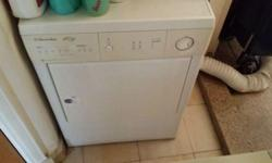 Electrolux, 7kg, Clothes dryer, extremely fast and