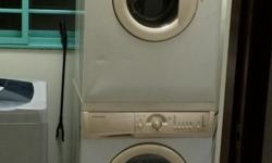 Electrolux washer and dryer bundle $200 pls WhatsApp