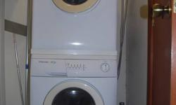 Electrolux machine and dryer for sale. $50 each