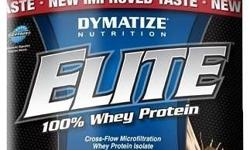 100% Elite Whey Protein 25g of Protein per Serving 5.5g
