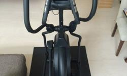 XTERRA FS4.0E ELLIPTICAL FITNESS TRAINER from SOLE