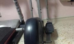 Used elliptical in very good condition
