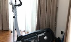 AB-E88Oi Albi elliptical trainer purchased 2 years ago