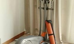 Aibi Elliptical Cross-trainer with a working control