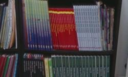 Selling few sets of encyclopedia that are used but in