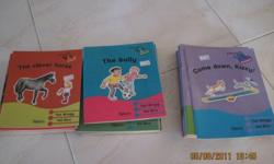 set of 38 readers for children. no missing pages, in