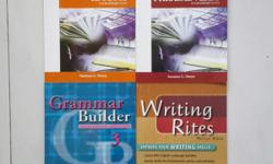 English text books: *Strengthen English Idioms for