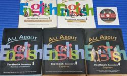 All About English Textbook Sec 1 (Exp/NA) All About