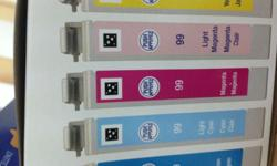 I have brand new Genuine Epson Ink Cartridges. Model :