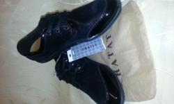 Bought this black shoes for S$ 140 while overseas.
