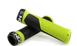 Ergon GE1 Lock On Handlebar Grips - Green/Black S$44