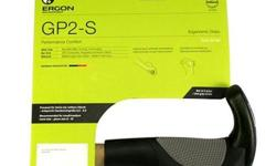 Ergon GP2 Lock On Handlebar Grips - Small S$58 (For