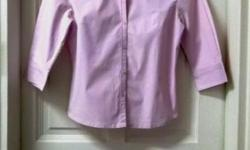 Pink 3/4 sleeves Shirt from ESPRIT. Size S or UK 6 or