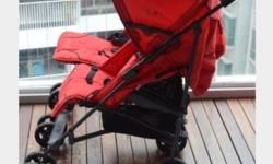 Great twin stroller with storage spaces. Lightly used