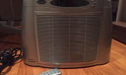 EuropAce Air Purifier; hardly used and in good