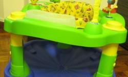 Evenflo Exersaucer Mega Farm - For Sale at $90 only -
