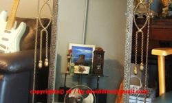 ~~~ EXCeLLenT ConDiTioN European Wrought Iron MiRRoR