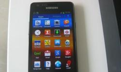 Excellent Condition Samsung Galaxy S2/SII for Sale.