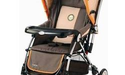 I have a two years used Goodbaby stroller which I would