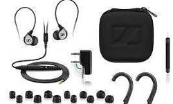 Sennheiser MM80i Travel Headset for iPhone/iPod (BNIB)