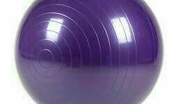 - large, 75cm - Ultra-high quality PVC - used for yoga,