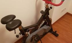 Exercise bike in good working order except lcd panel
