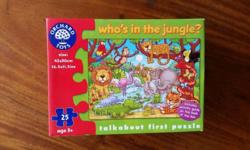 Expat Garage Sale Orchard Toys Who's in the Jungle