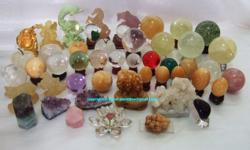 ~~~ ExQuiSiTe CrystaL & MarBLe Ornaments 43pcs SeT