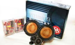 ExquiSiTe MinT SeT DLS NoBeLium 6.2 Car Audio SpeaKer