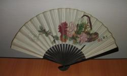 Pls free to contact Me Hp: 81960872 Item: Paper Fan