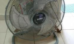 Fan Sell Fast for $20
