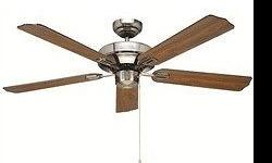 A fanco fan (5 wooden blades) in great condition and