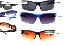 DESCRIPTION Material: PC Lens , Plastic Frame Color:
