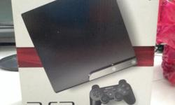 Im selling my PS3 slim due to ylod. Console only. 120