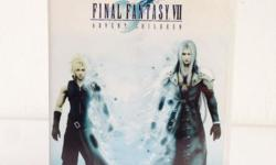 This 1 DVD release of Final Fantasy VII: Advent